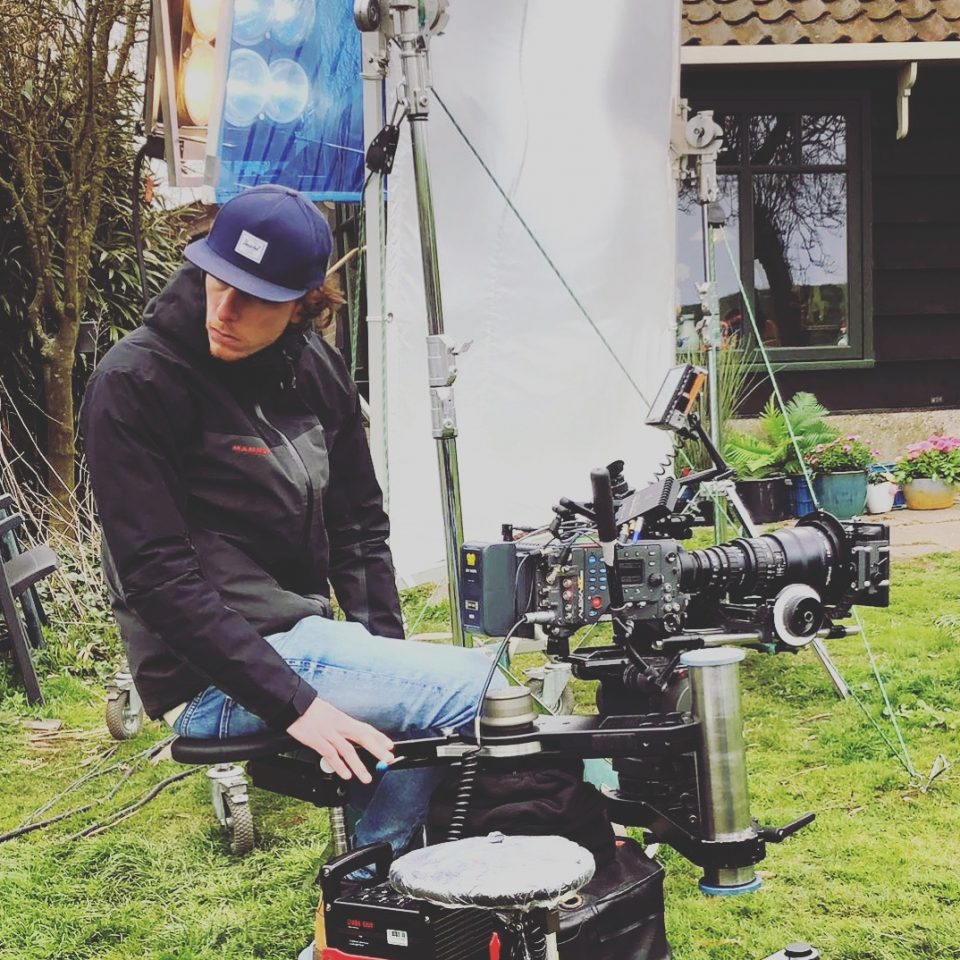 filmset commercial arri alexa rory van den berg cameraman