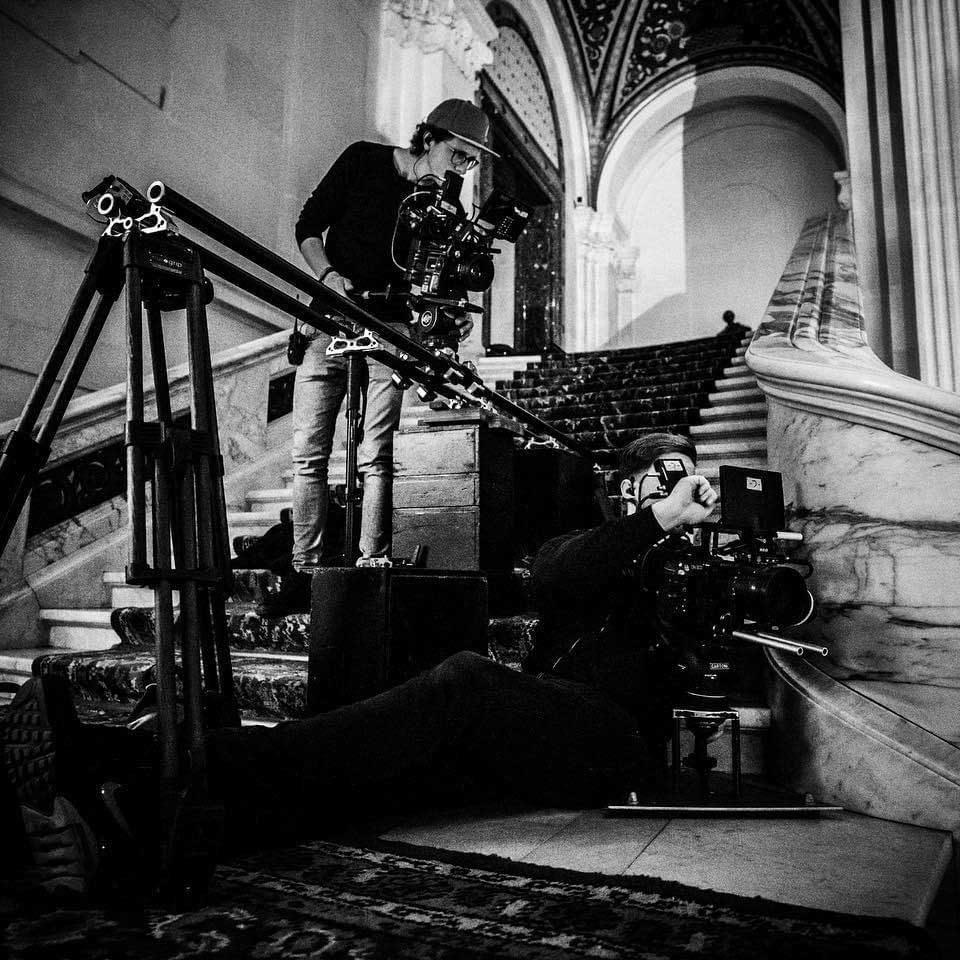 ilse_delange rory van den Berg cameraman rotterdam
