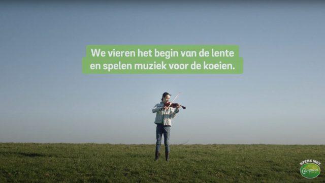 campina Rory van den Berg cameraman Rottedam